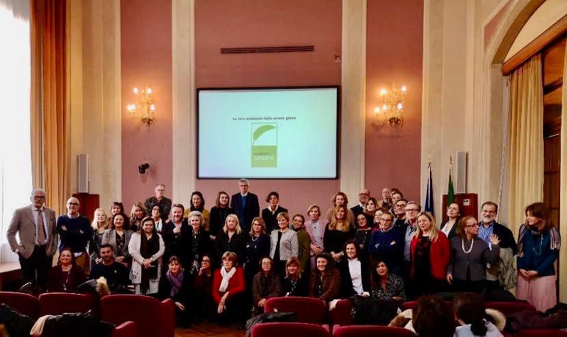 Presentazione ufficiale Rete Nazionale Scuole Green al MIUR - 11 dicembre 2019